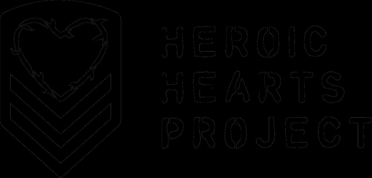 heroic hearts project logo