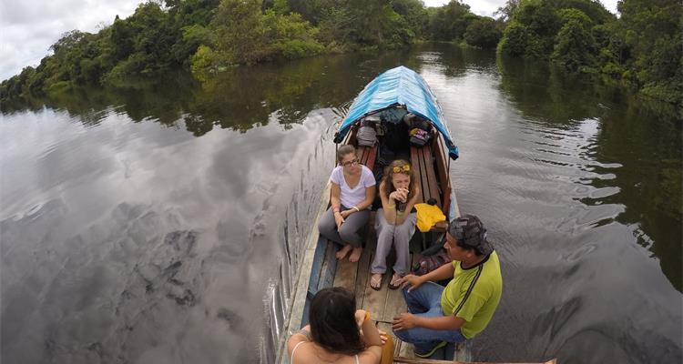 Amazonian untamed jungle tours - Photo 5
