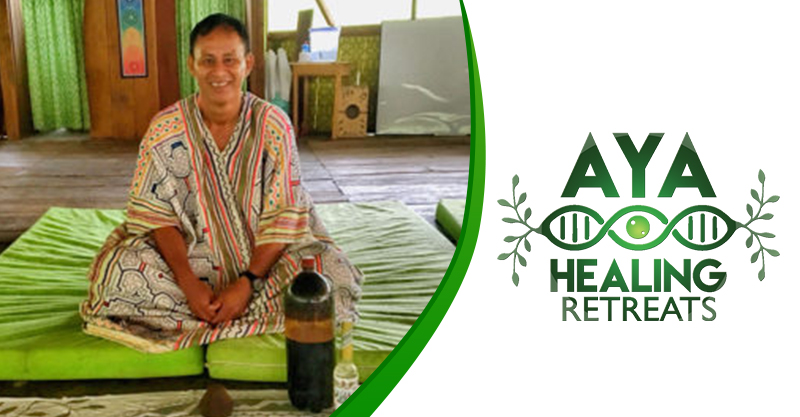 AYA Healing Retreats www.ayahealingretreats.com
