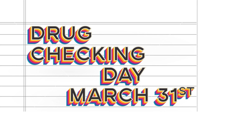 International Drug Checking Day - Photo 0
