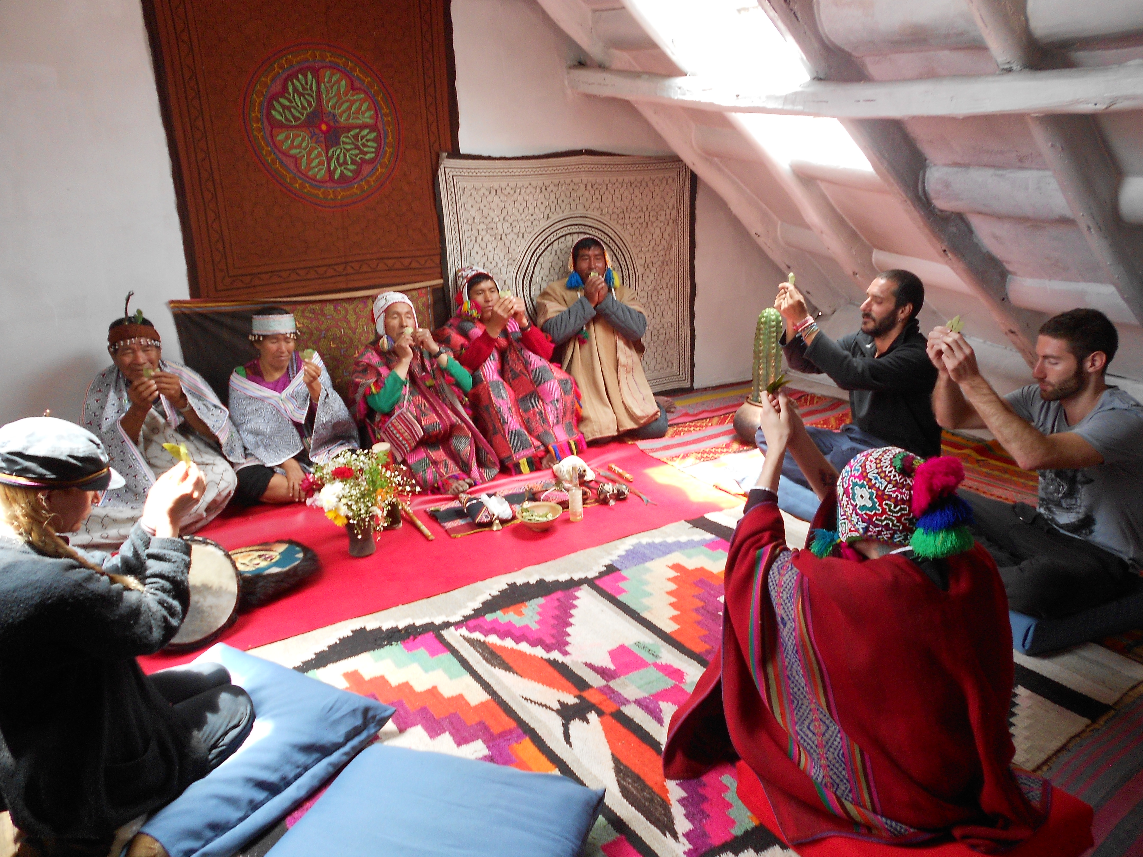 Centro Ancestral Inca Shamanico Amazonico Espiritual