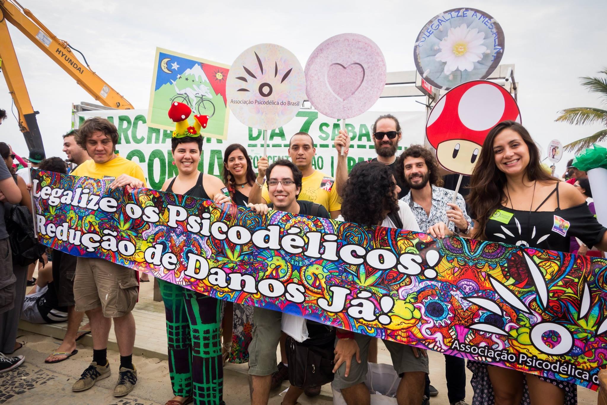 Associação Psicodélica do Brasil